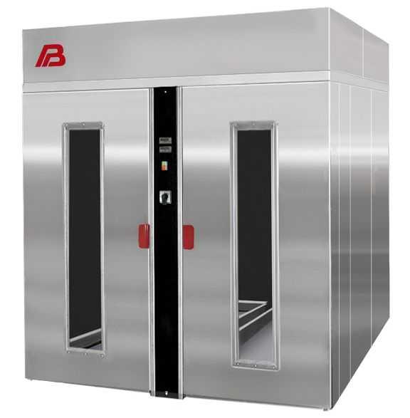 Шкаф расстойный проходной Бриз-344П