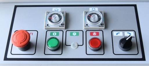 Тестомесильная машина Прима 160Н панель управления
