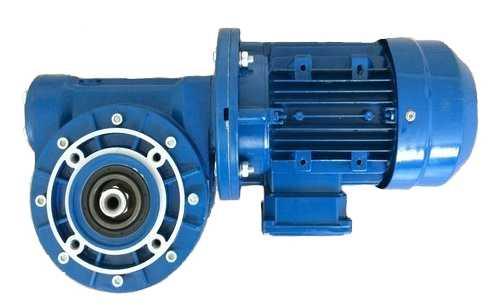 Мотор-редуктор STM привода вращения тележки печи Ротор-Агро