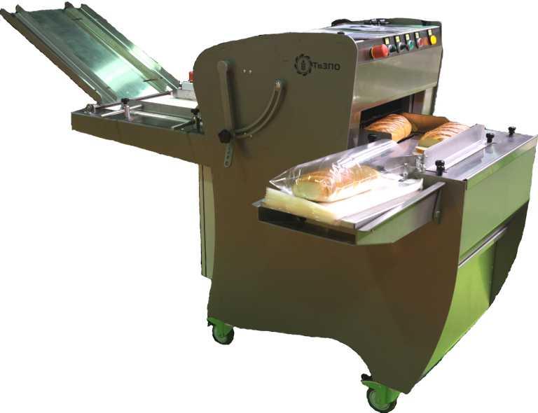 Хлеборезательная машина Агро-Слайсер 21