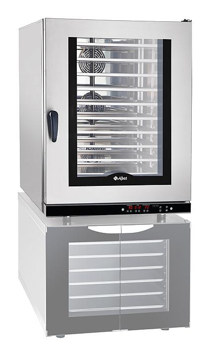 Конвекционная печь Abat КЭП-10 с расстойным шкафом