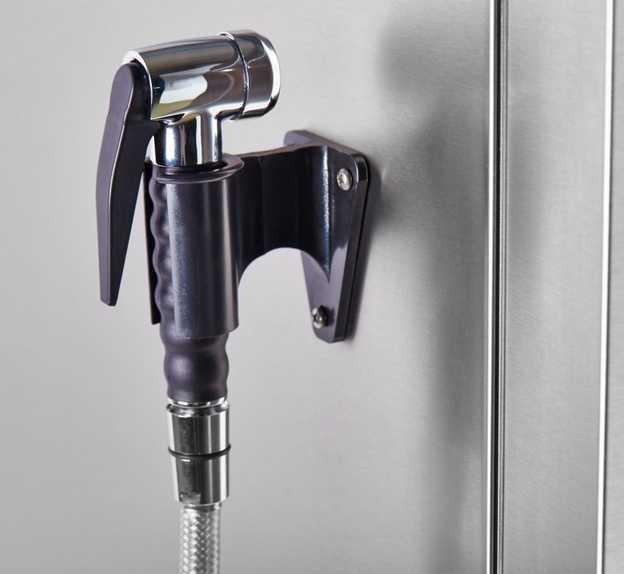 Пароконвектомат Abat ПКА 6-1/1ВМ2 ручной душ