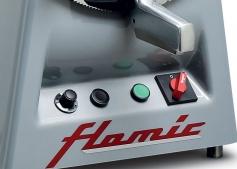 Тестораскатка Flamic SF450B-700 настольная органы управления
