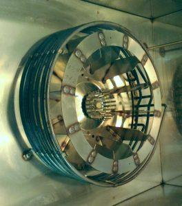 Конвекционная печь Фотон 1,5-01 вентилятор и ТЭН