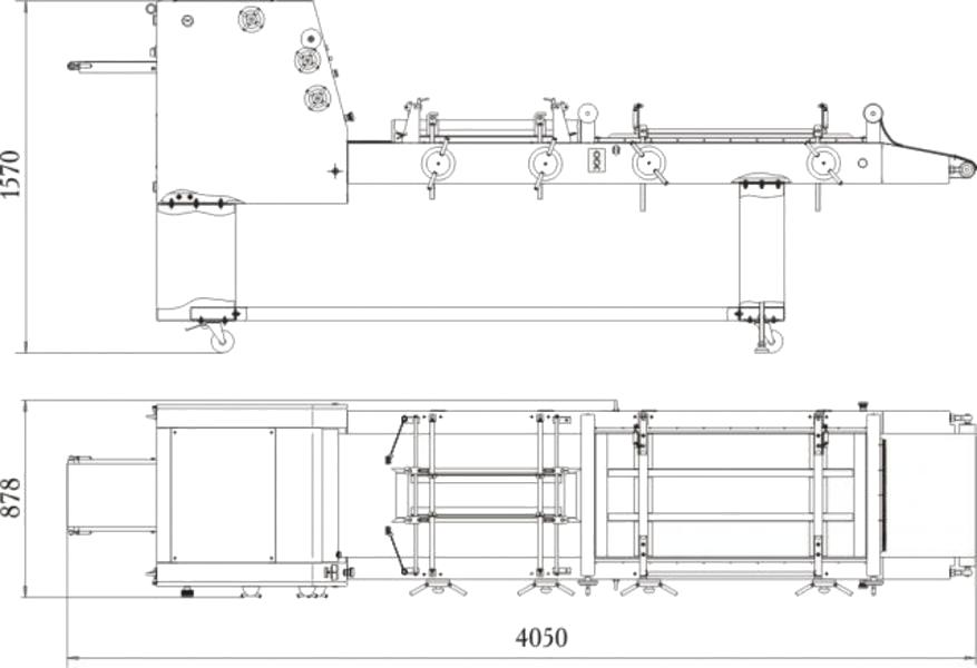 Установка тестозакаточная Восход-ТЗ-6 Схема