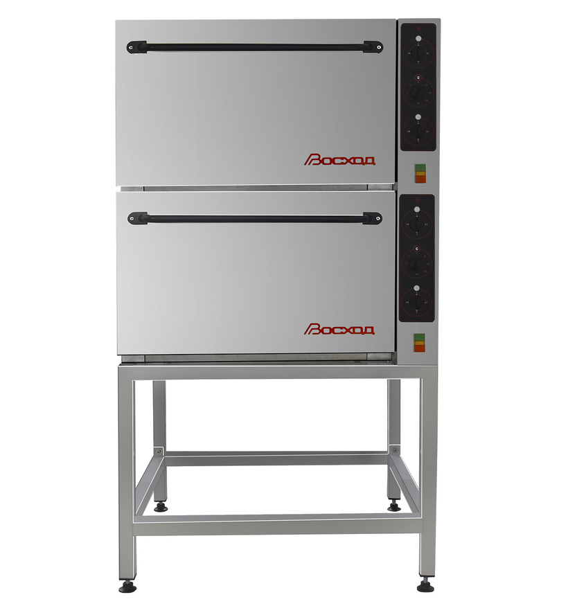 Шкаф жарочный кухонный ШЖК 1 два яруса
